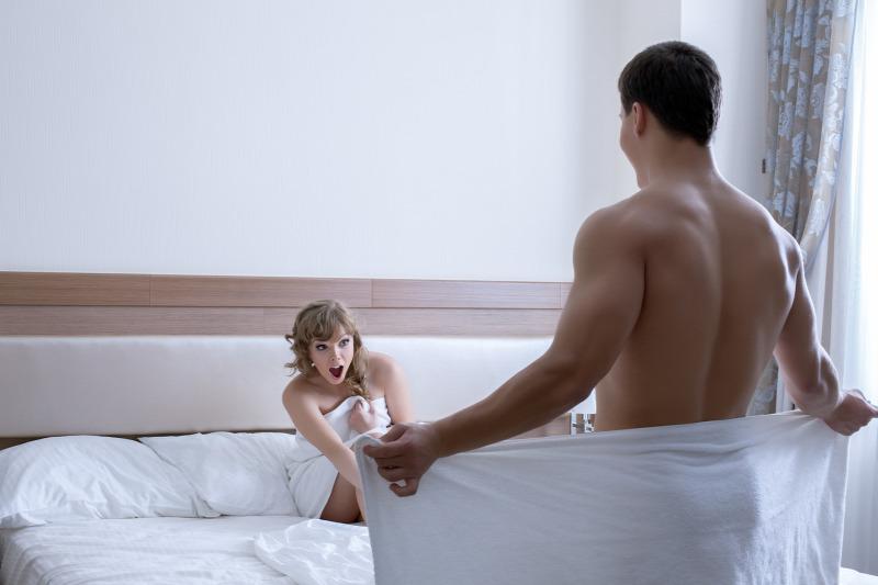 Van-e egy lánynak péniszmérete? merevedési fájdalom vizeléskor