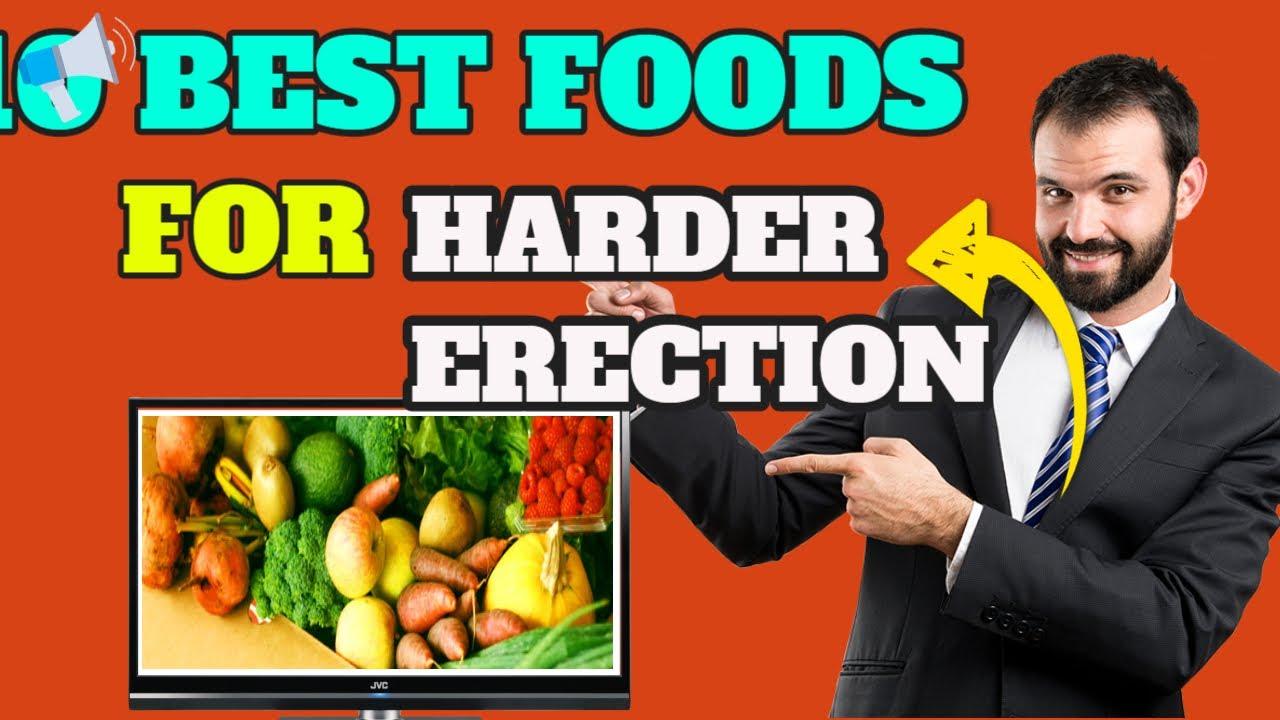 ételek, amelyek jó erekcióra)