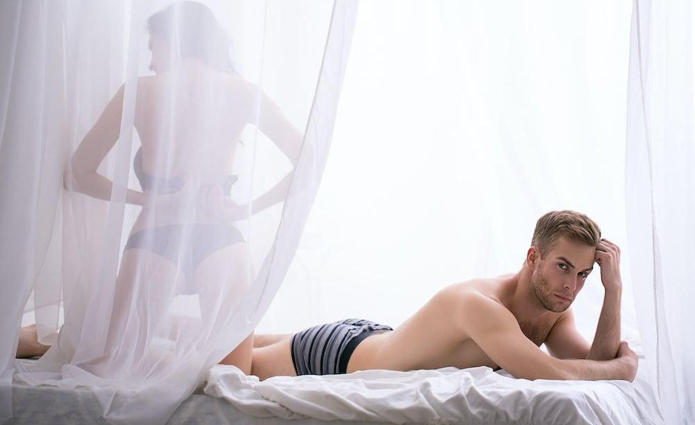 nincs erekció az ágyban egy nővel