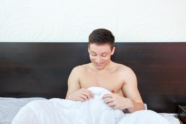 a reggeli erekció egy évre eltűnt