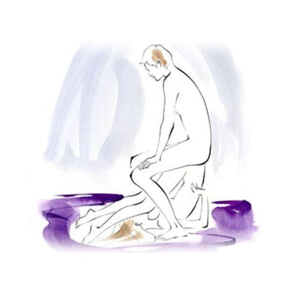 melyik helyzetben van a pénisz mélyebb)