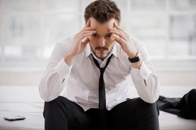 merevedés után a pénisz feje fáj