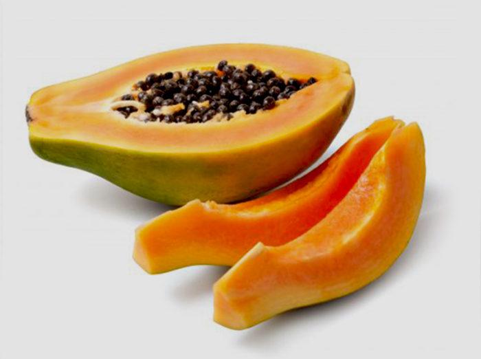 papaya és erekció