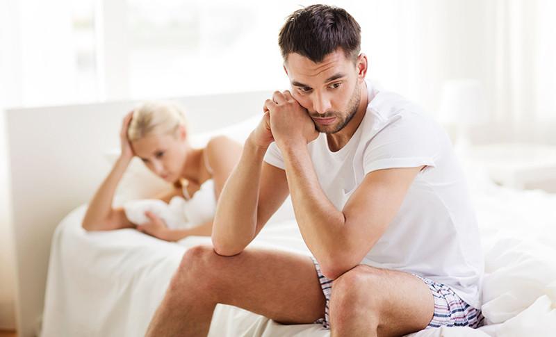 pénisz impotencia merevedés és önbizalom