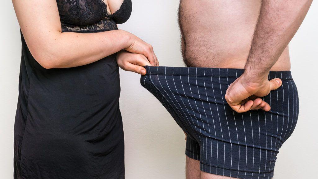 a pénisz megnagyobbodása hosszában és térfogatában