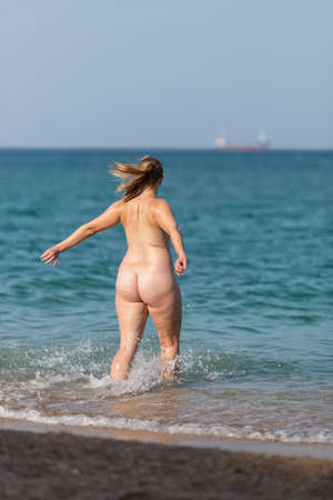 Chubby Beach Nudist Photos)