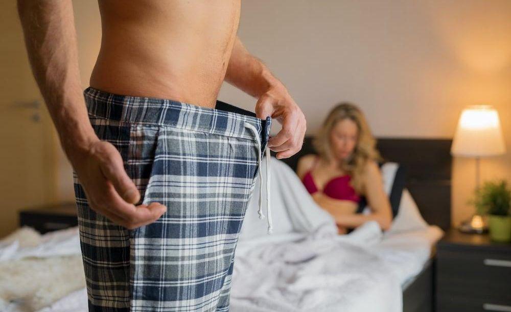 hogyan lehet rontani az erekciót