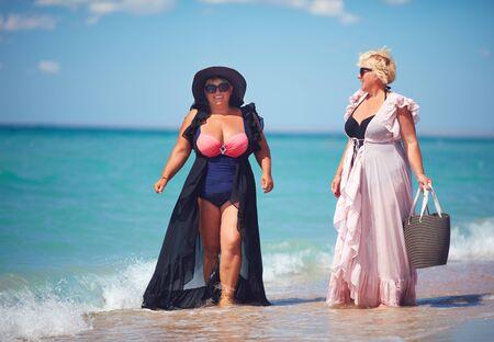 Chubby Beach Nudist Photos