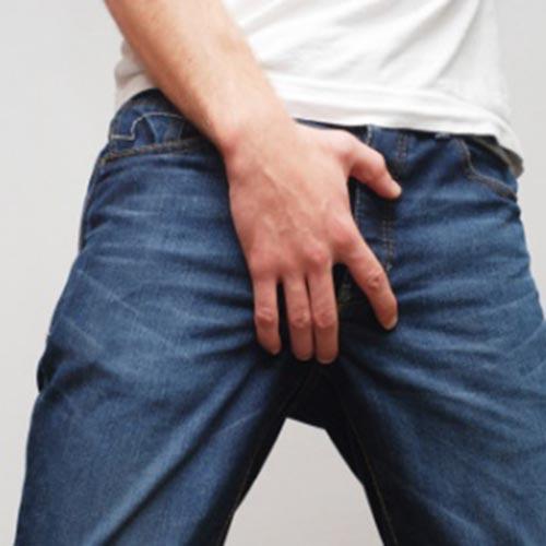 a pénisz mechanikai károsodása erekció során egy tag leesik