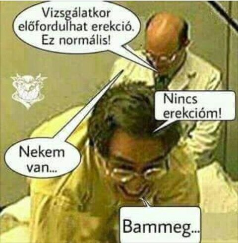 erekciós poénok)