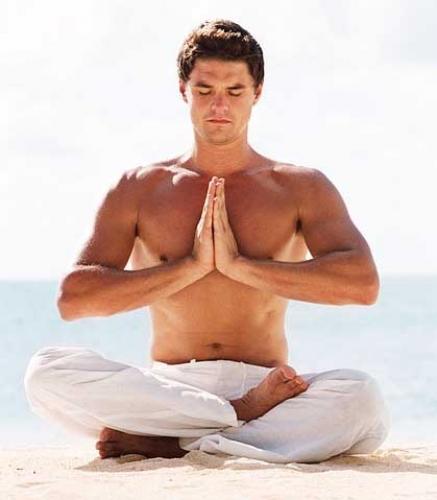 jóga potencia erekció erekciós fotó előtt és után
